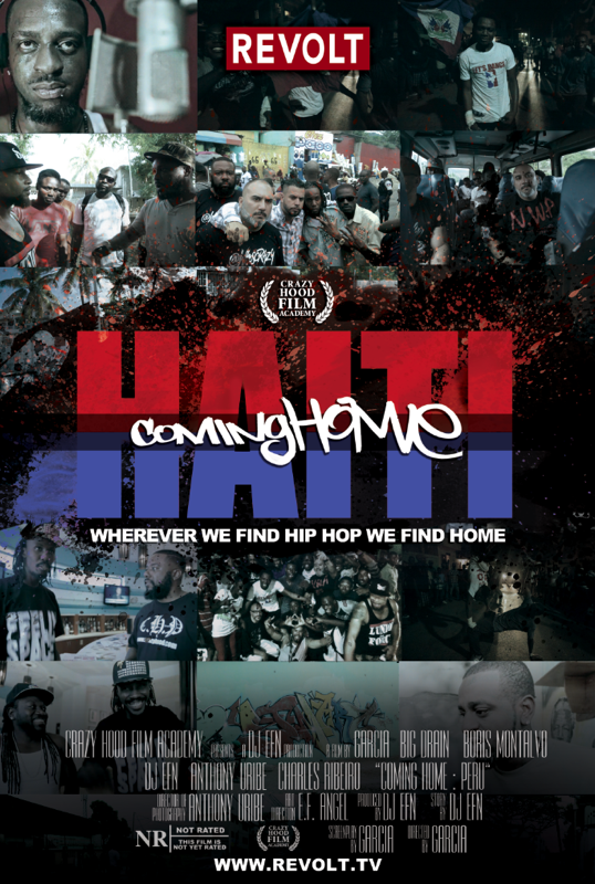 Coming Home: Haiti Private Screening