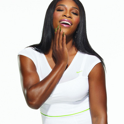 Serena Williams Talks Business, Branding, and Sports Performance
