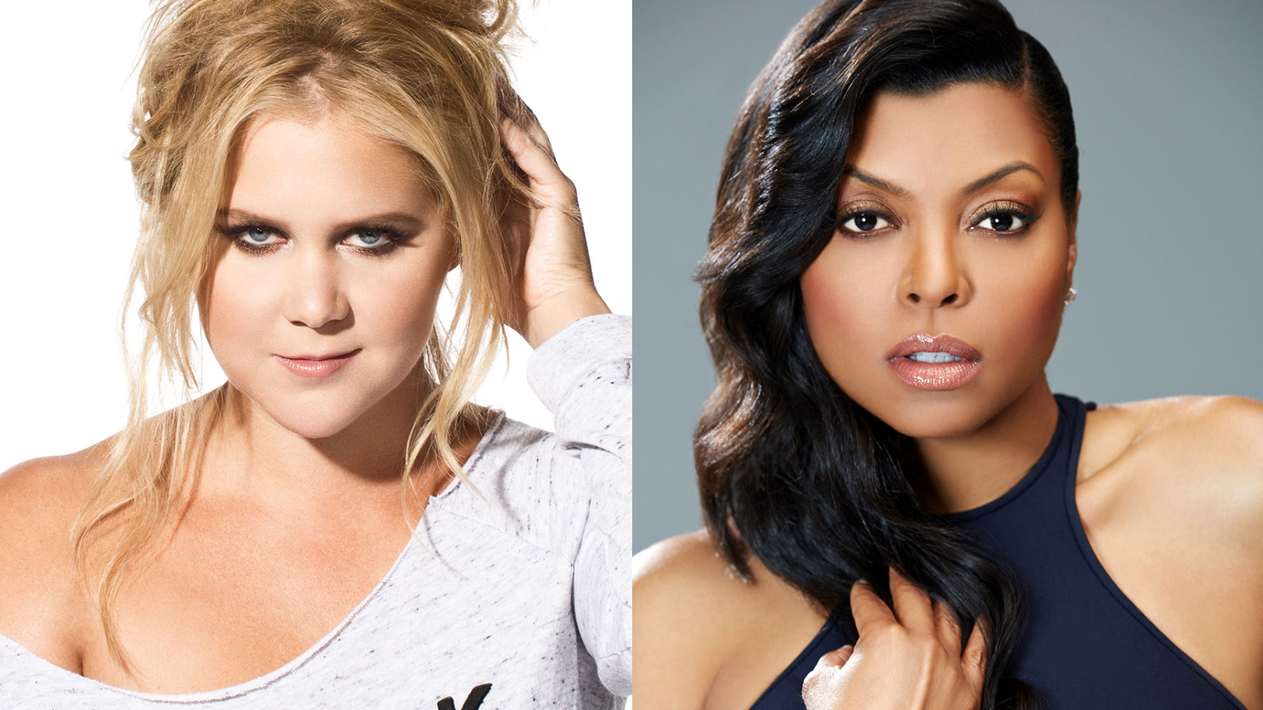 Queens Amy Schumer and Taraji P. Henson Will Be Honored at the VH1 Big In 2015 With Entertainment Weekly Bash