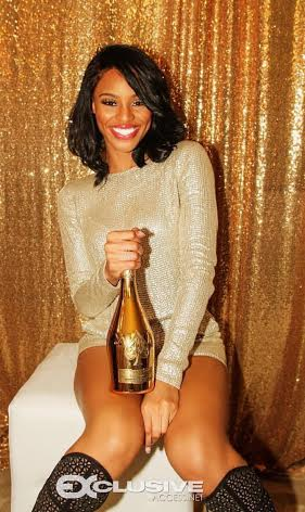Brianna Perry's 24K Private Birthday Celebration
