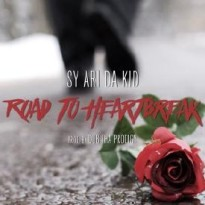 "Sy Ari Da Kid ""Road To Heartbreak"" Single Cover"