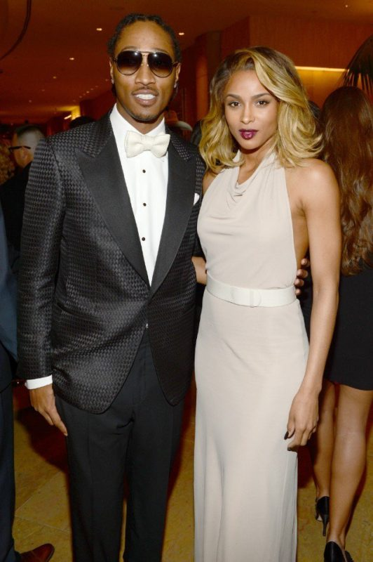 Ciara loses court bid for sole custody of baby Future
