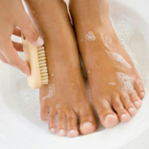 Beauty Tip Tuesdays: Get Soft Feet