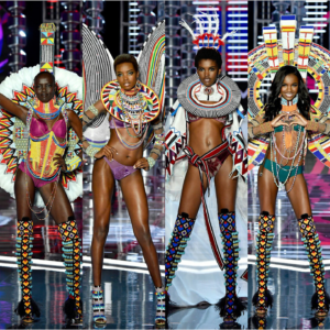Victoria Secret's Fashion Show 2017 was dripping in Melanin!