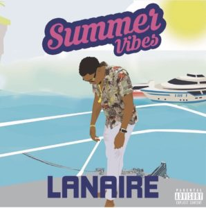 Lanaire's Summer Vibes Listening Party