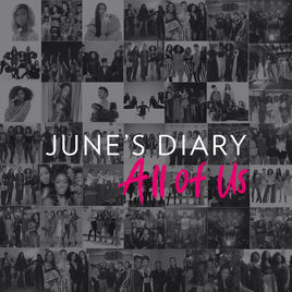 "June's Diary Releases New Ep ""All Of Us"""