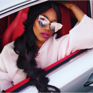 Trina Launches New Eyewear: GOODWOMAN
