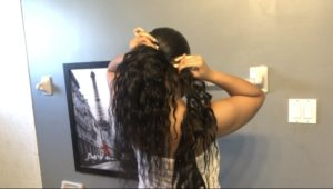 Beauty Tip Tuesday : Installing A Ponytail Weave For Beginners ( No Pins)