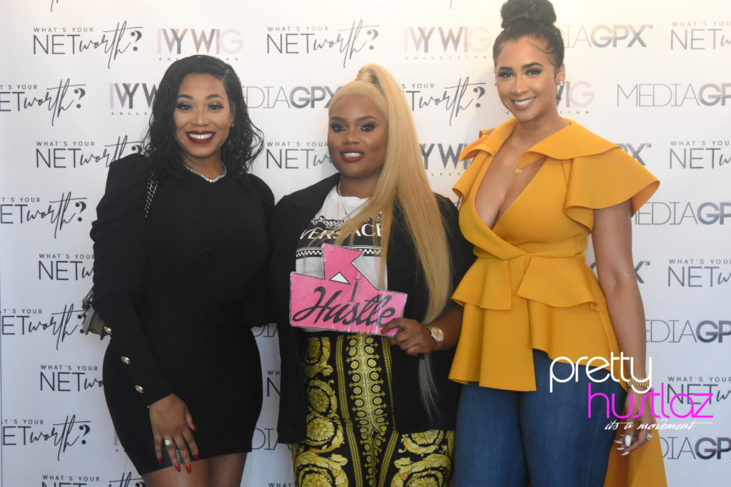 Ivy Kicks Off the Year With What's Your Networth? Inaugural Brunch